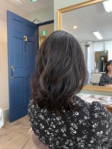 『直毛の私はパーマがかからない?』その悩み応えて見せます