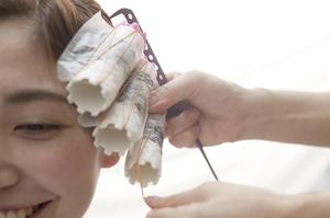 表参道美容師が教える♪持ちが良く、ダメージレスなパーマ「エアウェーブ」
