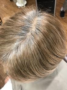 その白髪、諦めないで!表参道美容師が教える♪おすすめ頭皮ケアその2 ~白髪改善編~