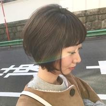 直毛にパーマはかからない。から、かかる技術。