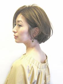 40代のショートヘアはパーマでアップデート!小顔・リフトアップが叶うパーマヘア