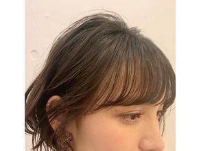 トップのボリューム、まとまらない前髪にはパーマひとつでお悩み解消♪
