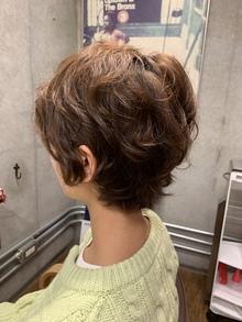 直毛さん必見!毎朝簡単にニュアンスヘアが叶うパーマがすごい!!