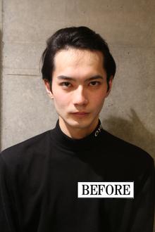 薄毛等、細気、M字・・・男性のお悩みに応える髪型・ヘアスタイルの作り方