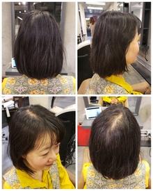 女性の薄毛を解決するために美容院でパーマを体験!その効果とは?