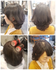 女性の薄毛を解決するために美容院でカットとヘッドスパを体験!その効果とは?
