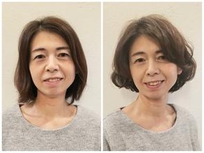 女性の薄毛を解決する髪型には、こんな技術のこだわりがあるんです