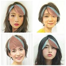 美容師が教えます!女性の薄毛を前髪カットで解消する方法
