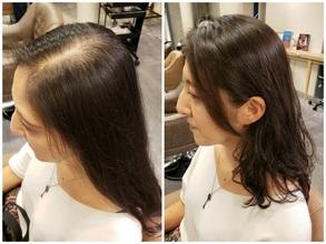 地肌が透けて恥ずかしい・・・ロングヘアでも女性の薄毛を解決できる方法を、美容師がお伝えします!
