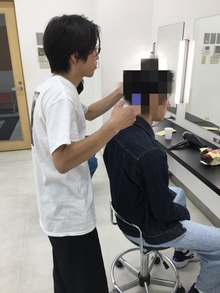 CHOKiCHOKi webマガジンヘアカタログ撮影