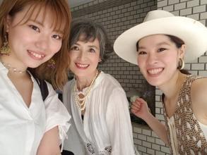 宝島社大人のおしゃれ手帖MOOK「大人のきれい髪スタイル」撮影でした~!