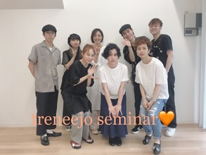 Treneejo color seminar♪