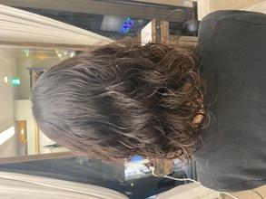【エアウェーブ】猫っ毛・直毛さんにおすすめ!『ふんわりスパイラルパーマ』