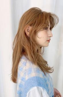 顔まわりのうぶ毛パーマで印象チェンジ♪